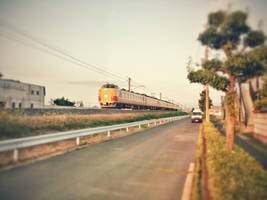 485 Series, Shimodate by ToniBabelony