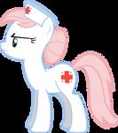 Nurse Redheart Vector