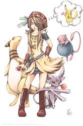 Pokemon Power? by Unodu