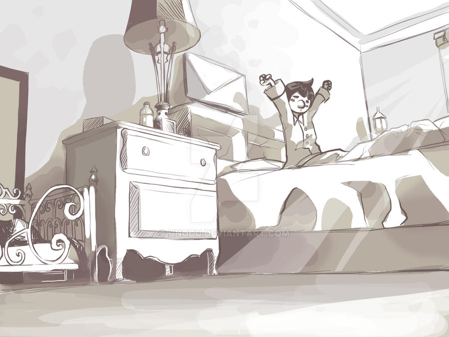 Fail room drawing by unodu on deviantart for Draw my room