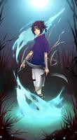 Sasuke_Water