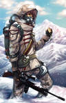 Soldier_in_the_Snow