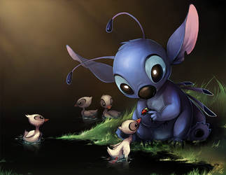 Stitch by Unodu