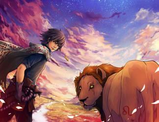 Leo by Unodu