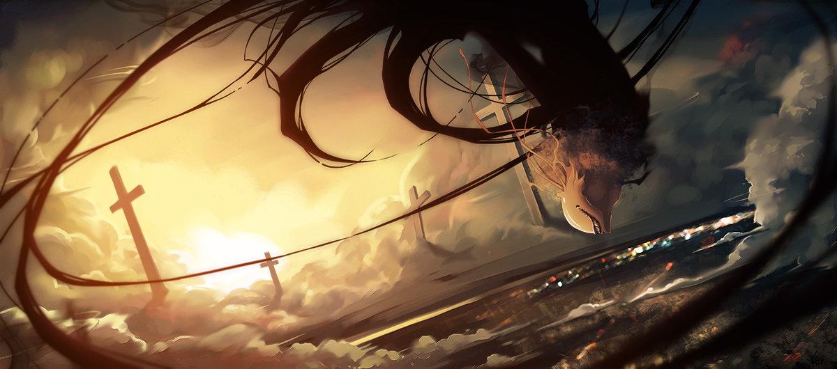 Jonah_Falling by Unodu