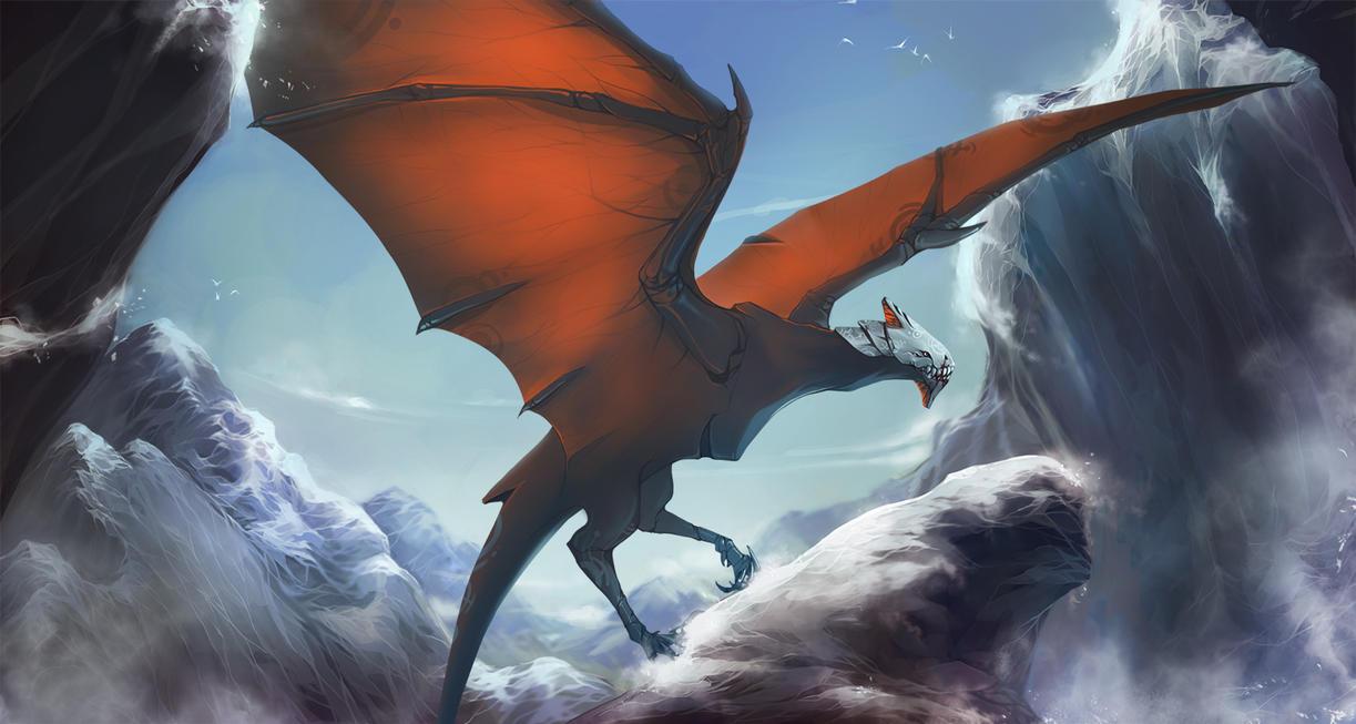 Dragon Form by Unodu