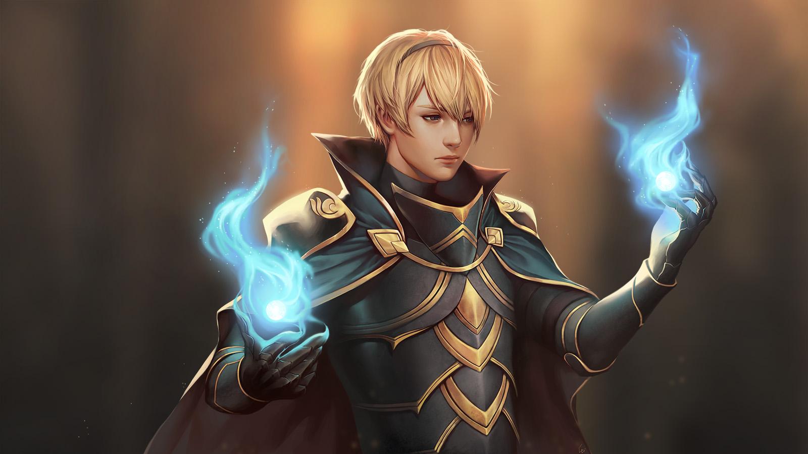 FireEmblemFates Leon by Unodu