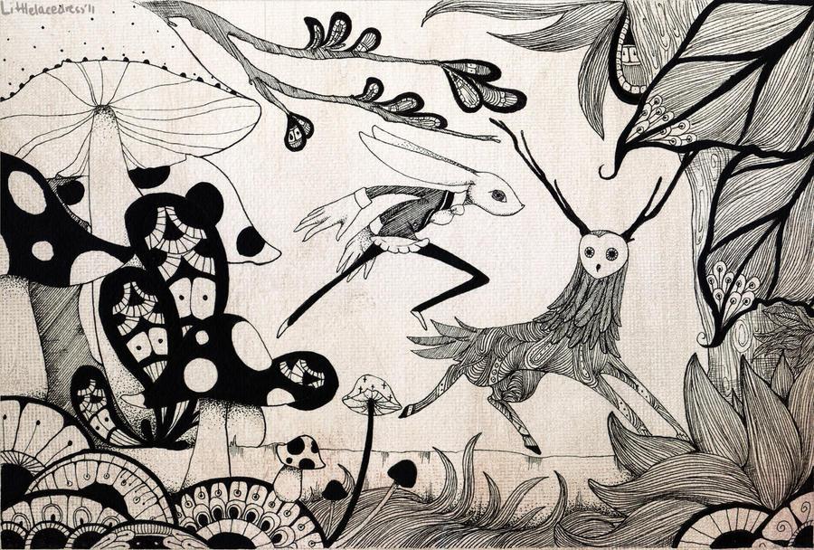 . Transition . by LittleLaceDress