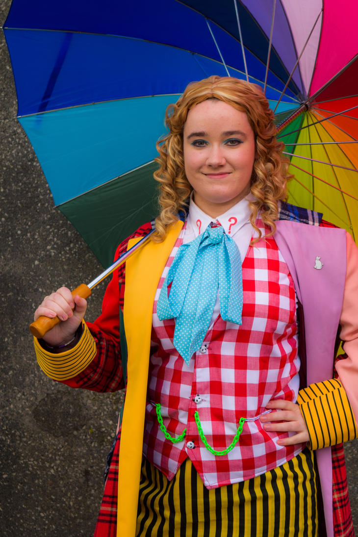 Bethan - Sixth Doctor Who by LillieMoon