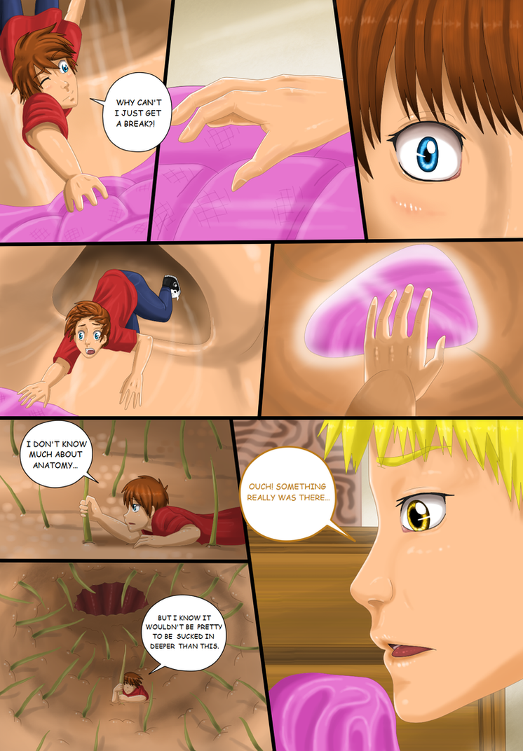My Sister the Giantess PG 41 by Ayami6 on DeviantArt