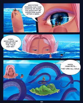 Maia the Mermaid [GTS] Page 64
