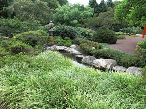 Asian Garden 4: VERY Green