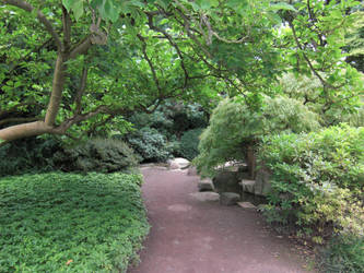 Asian Garden 5: Path
