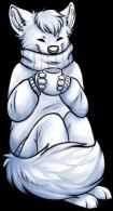 sweater pose