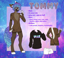 updated Tommy ref by Sody-Pop