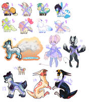 leftover adopts [OPEN] by Sody-Pop