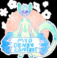 MYO DENSU CONTEST [ENDED] by Sody-Pop