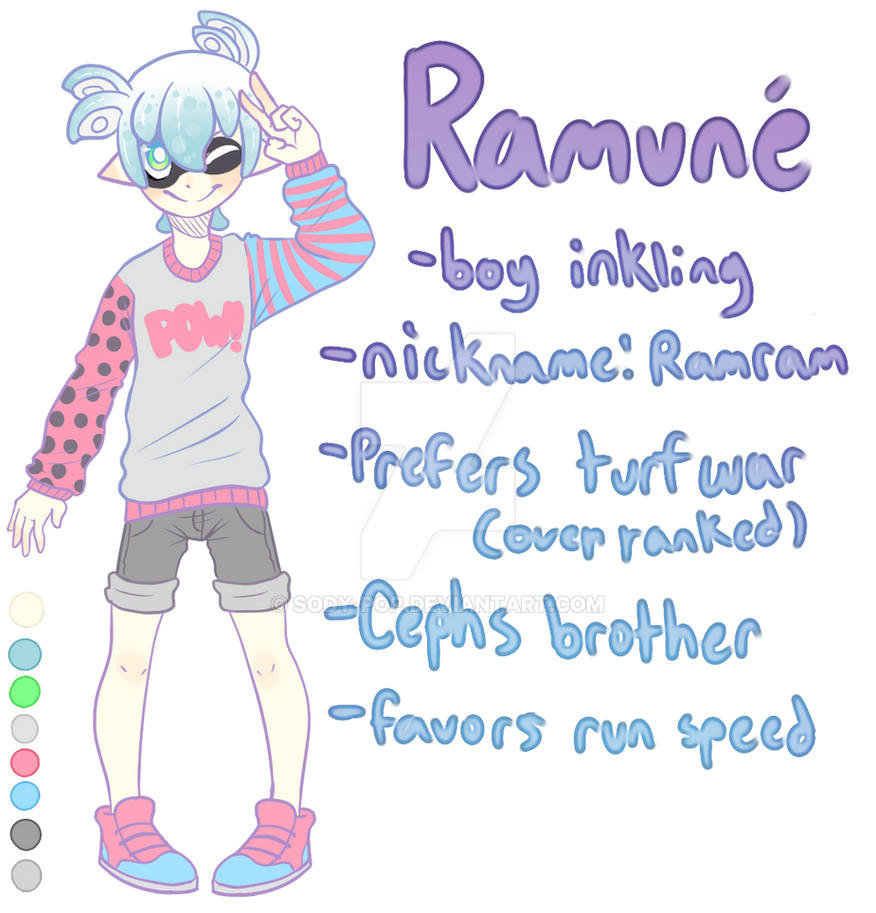 Ramune ref by Sody-Pop