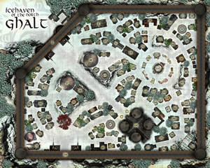 Ghalt: Icehaven of the North