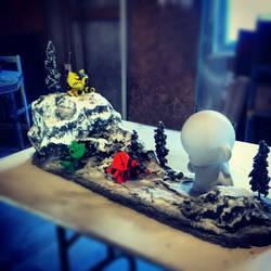 MMR Battle Scene WIP
