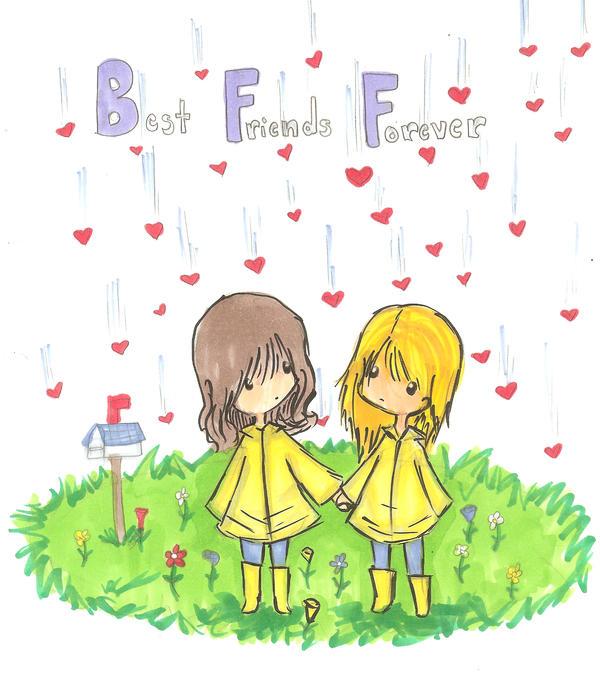 Best Friends Forever. by Hufflepuffle on DeviantArt
