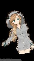 Some Random Gurl by Eiimei