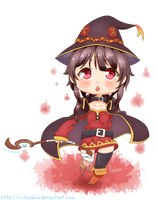 Megumin-chan by Eiimei