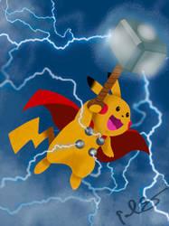 Pikachu of Asguard