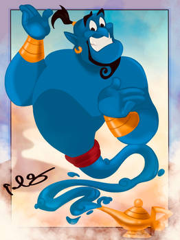 Aladdins Genie