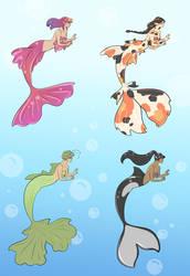 Mermaid Adopts