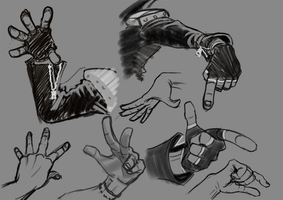 BNHA: Hands