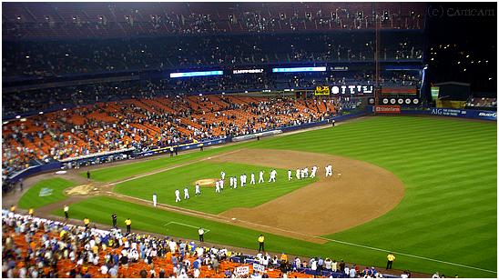 - Shea Stadium - by Cam-lou-photos