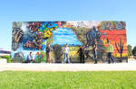 Mural ITSNCG by Anilem192