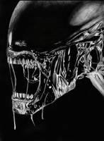 alien by Zombolis
