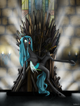 Chrysalis and the Iron Throne