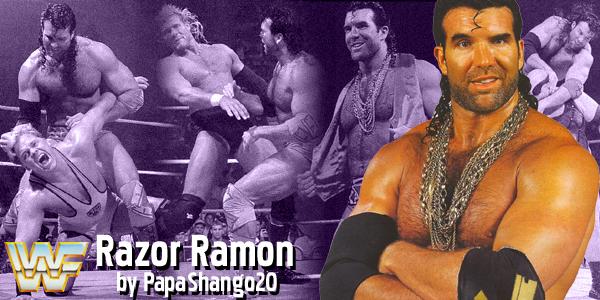 Razor Ramon Art