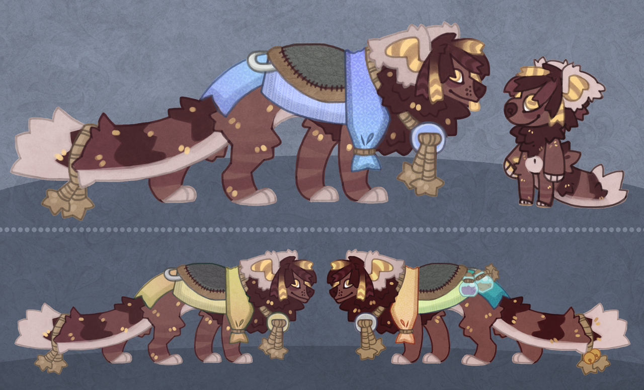 Mount adoptable (Closed) by Shegoran