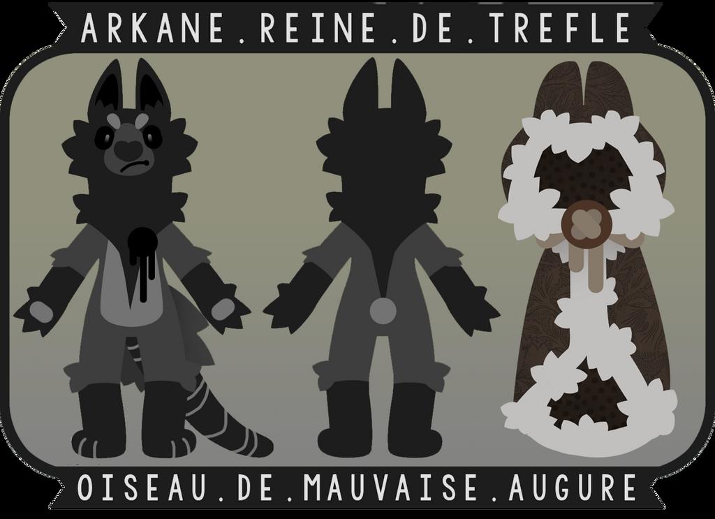 Rene de trefle by Shegoran