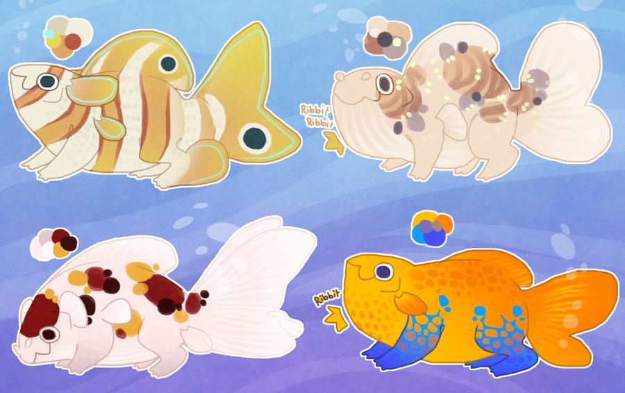 Frogfish {OTA} by Shegoran