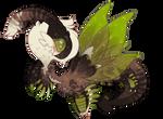 Dragon Taur-mantis AUCTION (closed)