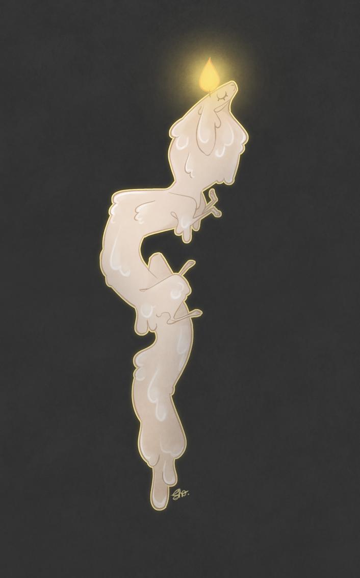 AOTD: Candle (OTA) by Shegoran