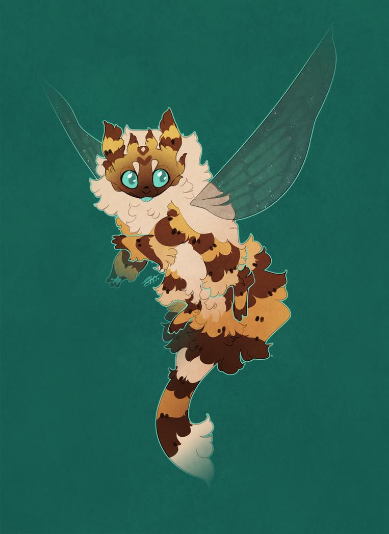 AOTD: Beeoptera by Shegoran