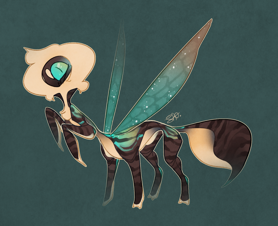 Aotd-taur-mantise (18$) (end in 1h) by Shegoran