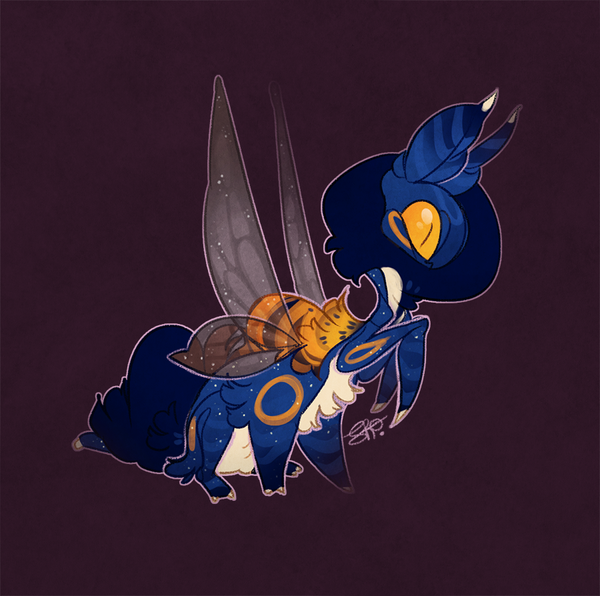 Taur mantis custom by Shegoran