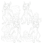 PTU silly dragon 150pts