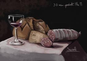 30minPaint ~11~ by SevenArmsArt