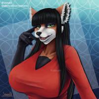 Smile Daiyu! by SevenArmsArt