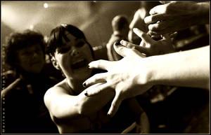 Fan hysteria by Anvanya1981