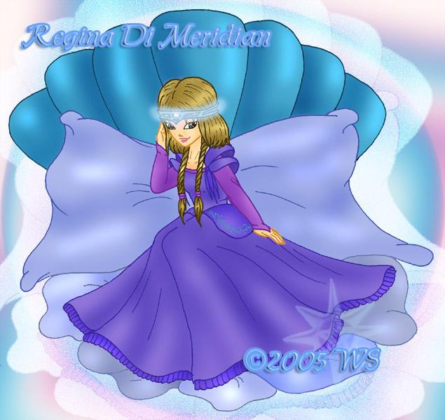 Regina Di Meridian by kittyocean