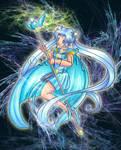 Sailor Cosmos by kittyocean